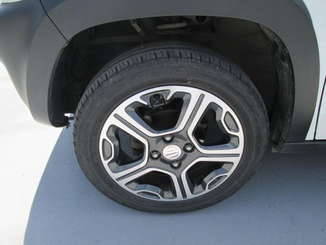 X 4WD ワンオーナー 社外メモリーナビ HIDライト(13枚目)