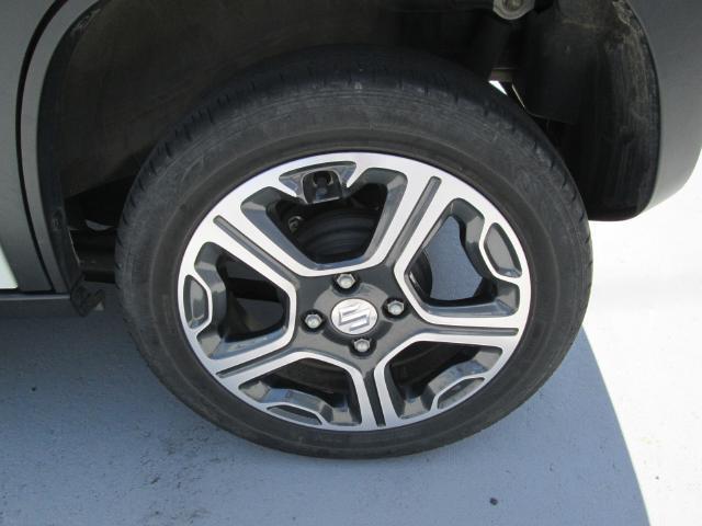 X 4WD ワンオーナー 社外メモリーナビ HIDライト(14枚目)