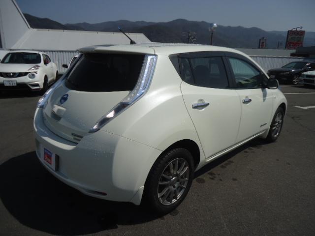 「日産」「リーフ」「コンパクトカー」「長野県」の中古車8