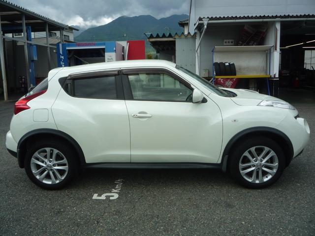 「日産」「ジューク」「SUV・クロカン」「長野県」の中古車8