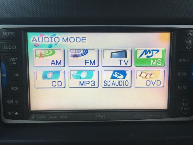 トヨタ bB Z Xバージョン HDDナビ