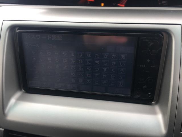 アエラス Sパッケージ HDDナビ 両側パワースライドドア(14枚目)