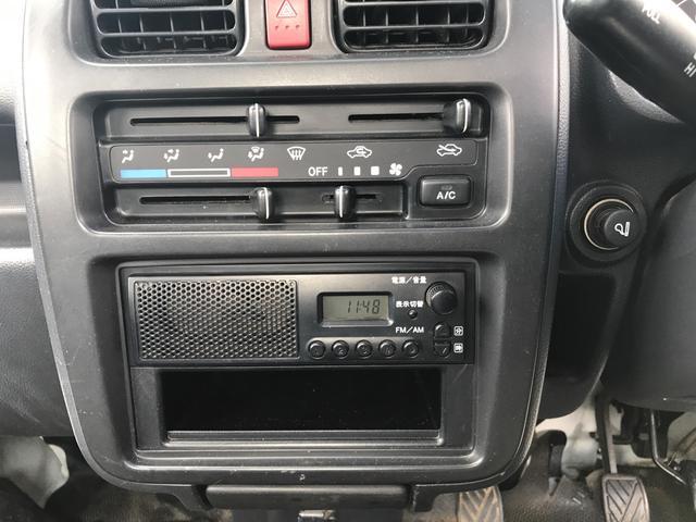 KC 三方開 4WD 5速マニュアル エアコン(17枚目)