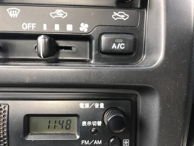 KC 三方開 4WD 5速マニュアル エアコン(18枚目)