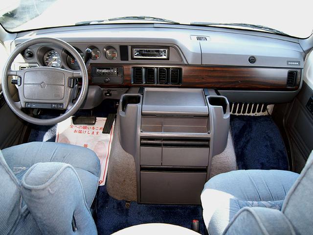 「ダッジ」「ダッジ バン」「ミニバン・ワンボックス」「長野県」の中古車5