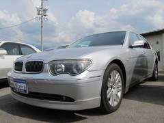 BMW745Li コンフォートパッケージ ディーラー車 HID