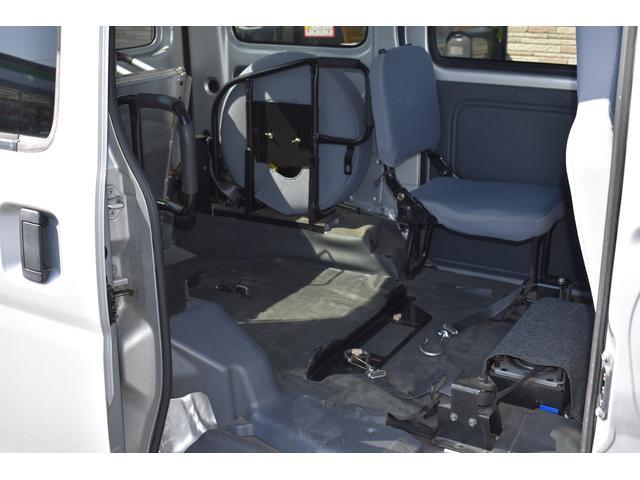ダイハツ ハイゼットカーゴ 福祉車両 スローパー
