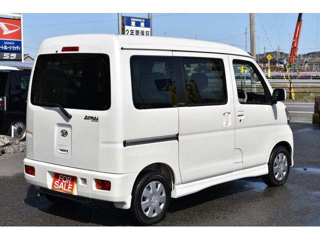 福祉車両 スローパー リアシート付4人乗り(9枚目)