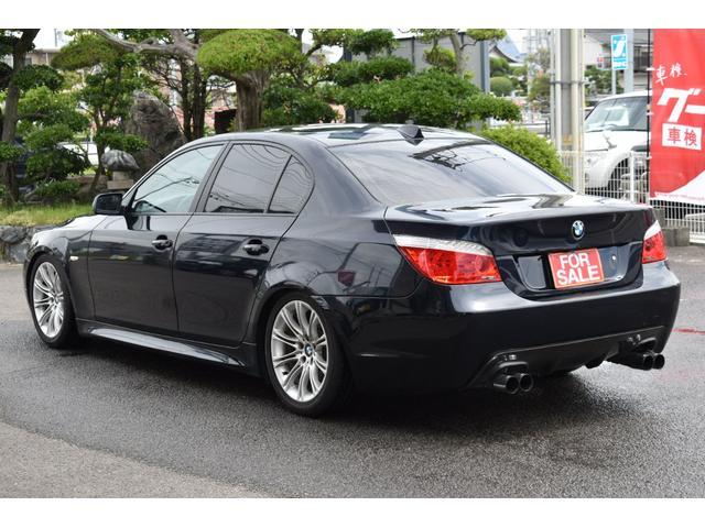 BMW BMW 525i MスポーツPKG 左ハンドル 20AW 車高調