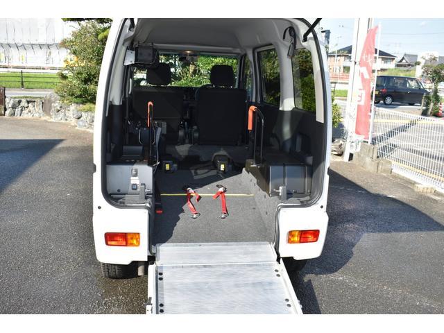ターボ 福祉車両 車いすスローパー SA3 ナビTVBカメラ(12枚目)