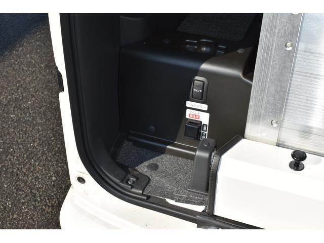 ターボ 福祉車両 車いすスローパー SA3 ナビTVBカメラ(17枚目)