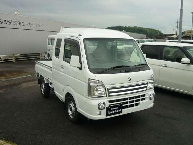 660 スーパーキャリイ X 3方開 4WD (3枚目)