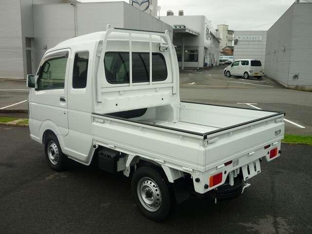 660 スーパーキャリイ X 3方開 4WD (4枚目)