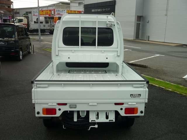660 スーパーキャリイ X 3方開 4WD (5枚目)