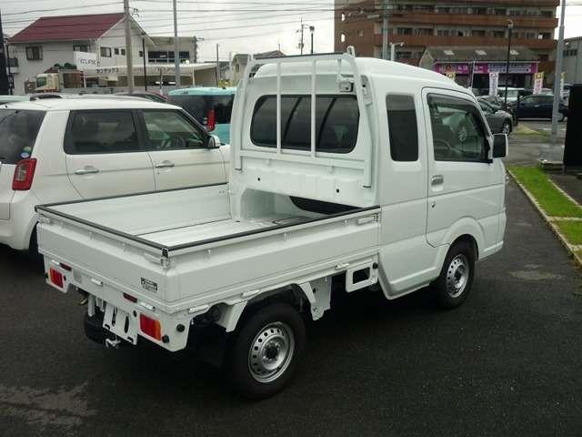 660 スーパーキャリイ X 3方開 4WD (6枚目)