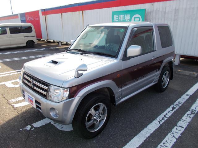 三菱 ナビエディション VR 【4WD】