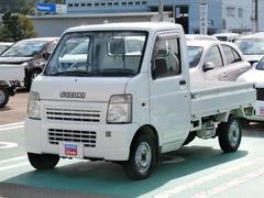 キャリイトラックKU 4WD エアコン・パワステ(地区限定車)