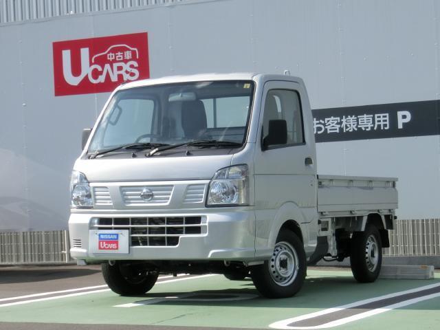 日産 DX パートタイム4WD