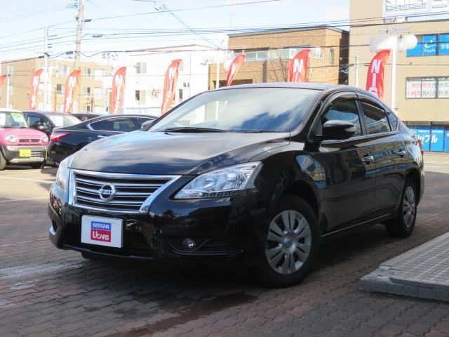 日産 X 平成29年3月登録 新車保証継承