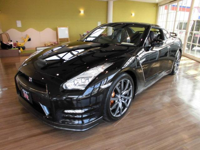 GT−R(日産) ブラックエディション 中古車画像