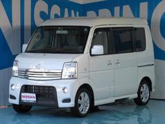 NV100クリッパーリオGタ−ボ 4WD HR ナビ+キセノン