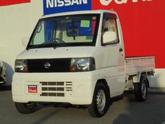 クリッパートラックDX 4WD車 エアコン・パワステ付