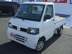 クリッパートラックDX 4WD 5速MT 1オーナー アルミ PS エアバック