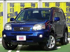 エクストレイルXtt 4WD カブロンシート ★キセノンライト