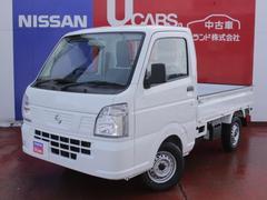 NT100クリッパートラックDX 農繁仕様 4WD マニュアル5速