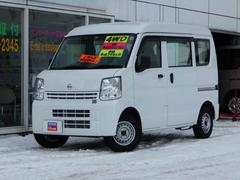NV100クリッパーバンDX HR 2WD⇔4WD切替式 マニュアルモード付AT