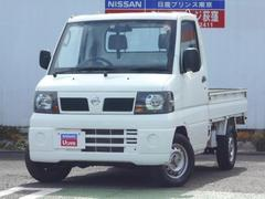 クリッパートラックSD エアコン付 トラック 3方開き 作業灯付