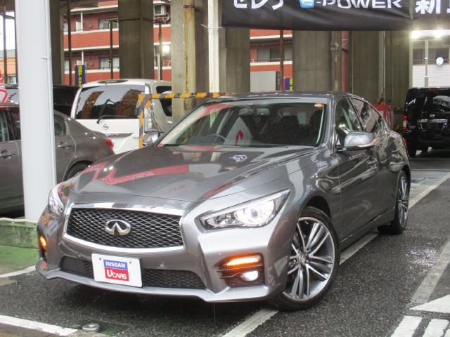 日産 200GT-t タイプSP 黒本革 アラウンドビュ-M