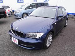 BMW116i プッシュスタート CDオーディオ アルミ