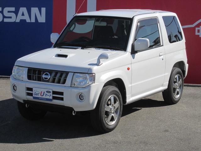 日産 RX 4WD メモリーナビ