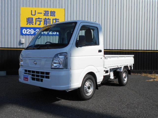 日産 DX 4WD AT
