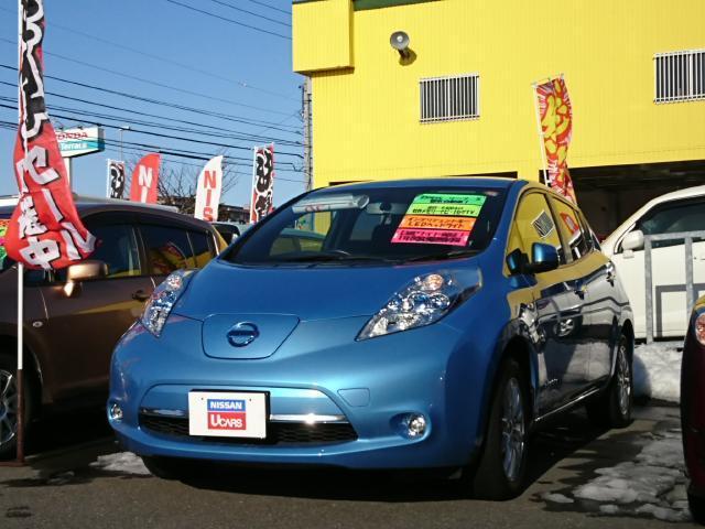 日産 S FF/電気自動車