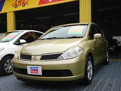 ティーダ15M FOUR 4WD 車検新規