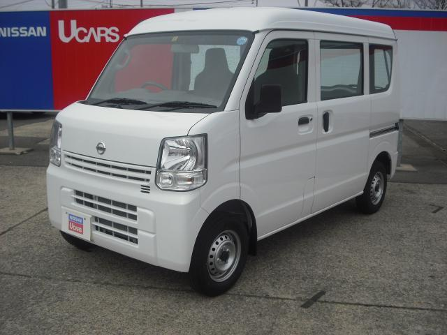 日産 DX HR 4WD 5MT