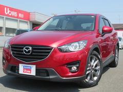 CX−5XD 2013アニバーサリー限定車 オフホワイトレザーシート