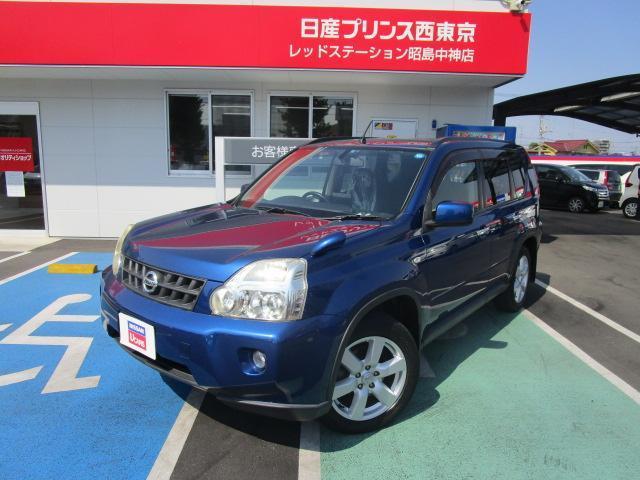 日産 25X 4WD 社外HDDナビ 地デジTV