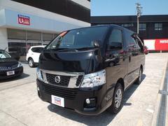 NV350キャラバンバンプレミアムGX 低床 ロング☆4WD