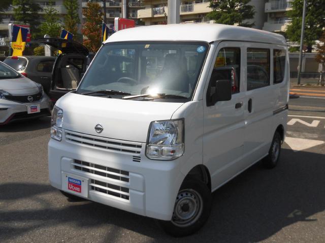 日産 DX HR 4WD 当社試乗展示車アップ