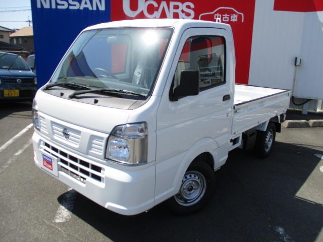 NT100クリッパートラック(日産) DX農繁仕様 中古車画像