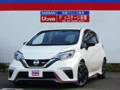 ノートニスモ S レカロシート 5速マニュアル!