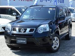 エクストレイル4WD 20S メモリーナビ テレビ