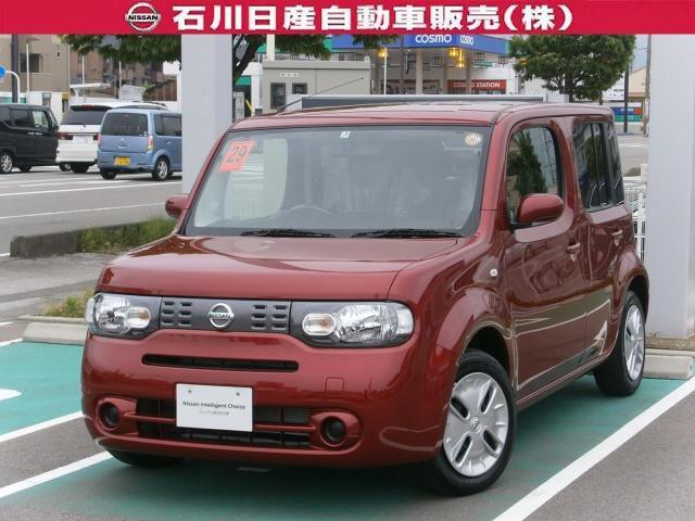 日産 15X インテリジェントキー CD 試乗車