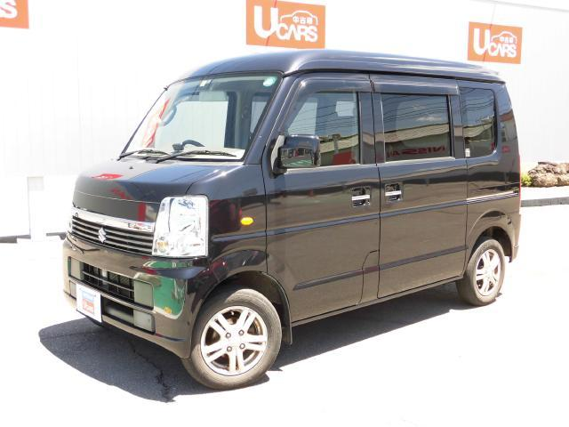 スズキ JP ターボ ハイルーフ 4WD
