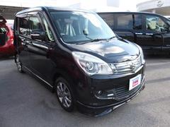 沖縄の中古車 スズキ ソリオ 車両価格 72万円 リ済別 平成24年 4.9万K スーパーブラックP
