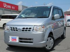 オッティS ワンオ−ナ−車 5速マニュアル仕様 キ−レス 日産保証付