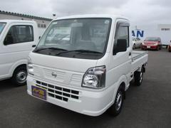 NT100クリッパートラックDX 農繁仕様 4WD MT